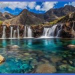fairy pools at the top isle of skye scotland 150x150 Best places in Hawaii to visit