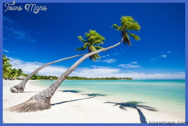 fiji 1 Best country to visit in august
