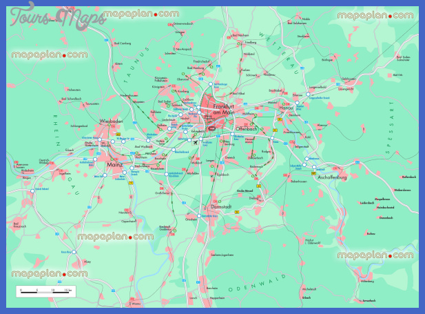 Frankfurt Map Download | afputra.com