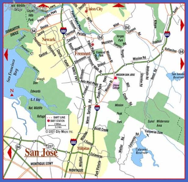 fremont map  0 Fremont Map