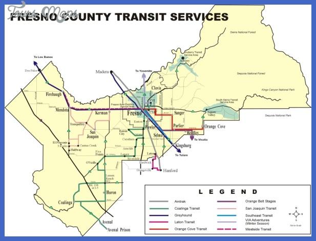 fresno subway map 1 Fresno Subway Map