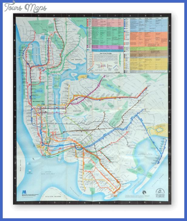 New York City Map Overhaul Explained | WANKEN - The Art & Design blog ...
