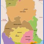 ghana map  1 150x150 Ghana Map
