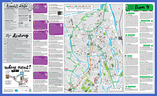 ghent web back Brussels Map Tourist Attractions