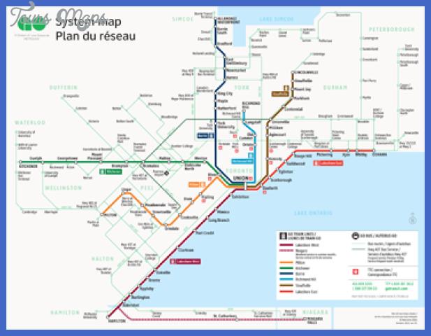 go system map sml Durham Subway Map