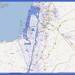 Google Publishes More Street View Coverage for Israel | Google Street ...
