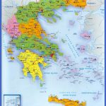 Map Of Greece For Kids