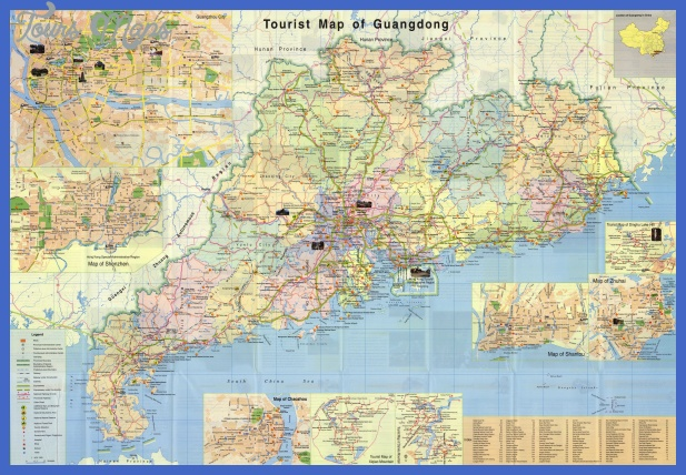 guangdong map Kuwait Subway Map