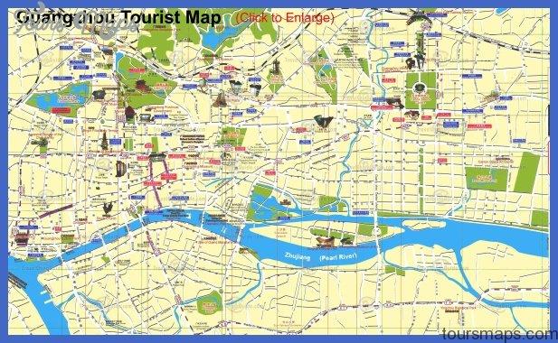 guangzhou tourist 1 Durban Subway Map