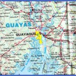 guayaquil map1 150x150 Ecuador Map Tourist Attractions