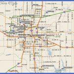Oklahoma City Metro Map - ToursMaps.com ®