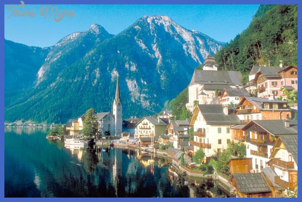 halstatt austria Best country to visit in june
