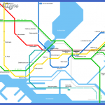 Hamburg U-Bahn Map > Click on map to expand to full size >>>