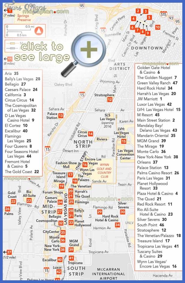 henderson map tourist attractions 1 Henderson Map Tourist Attractions