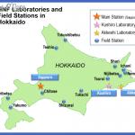hokkaido map 150x150 Sapporo Map Tourist Attractions