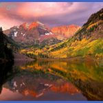 home and decoration the maroon bells in colorado 150x150 Best vacation spots in USA