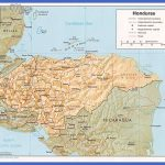 honduras map tourist attractions 1 150x150 Honduras Map Tourist Attractions