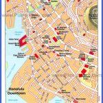 honolulu downtown map 1 150x150 Urban Honolulu Map