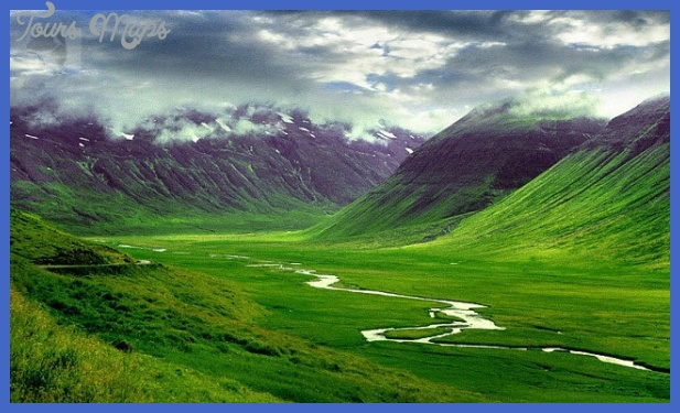 iceland Best european country to visit