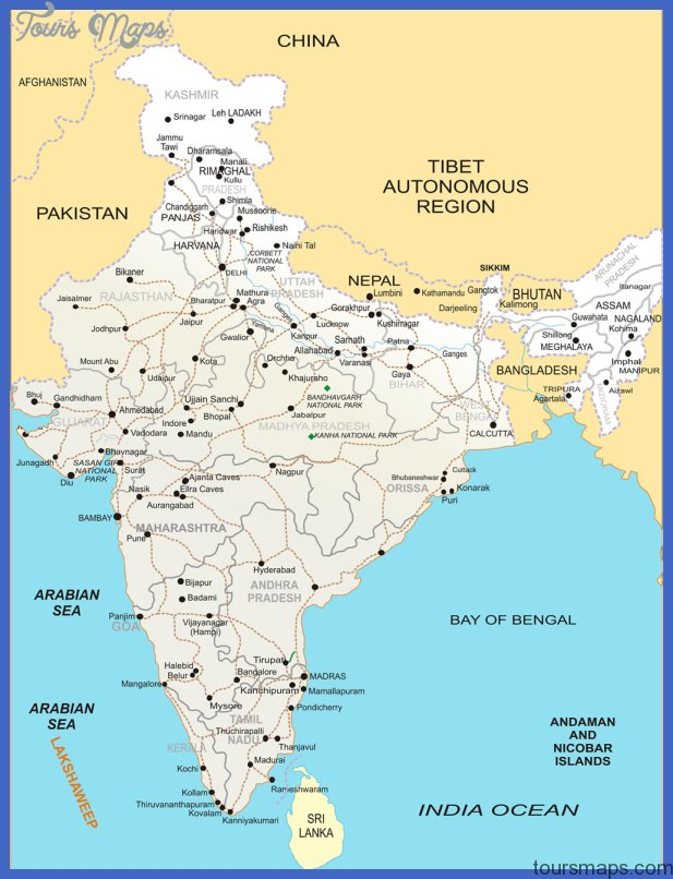 india map 5 India Map