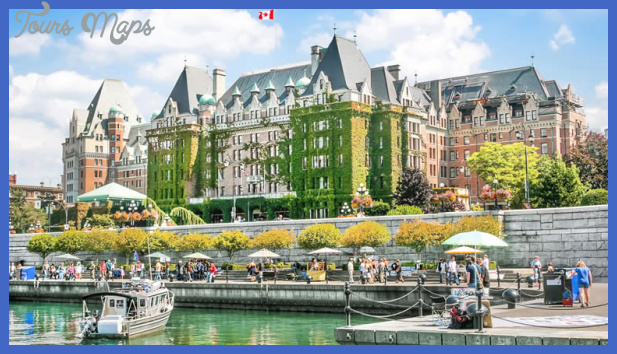 inner harbour victoria Best vacations in USA 2017