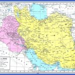 iran iraq map 1949 150x150 Iran Map