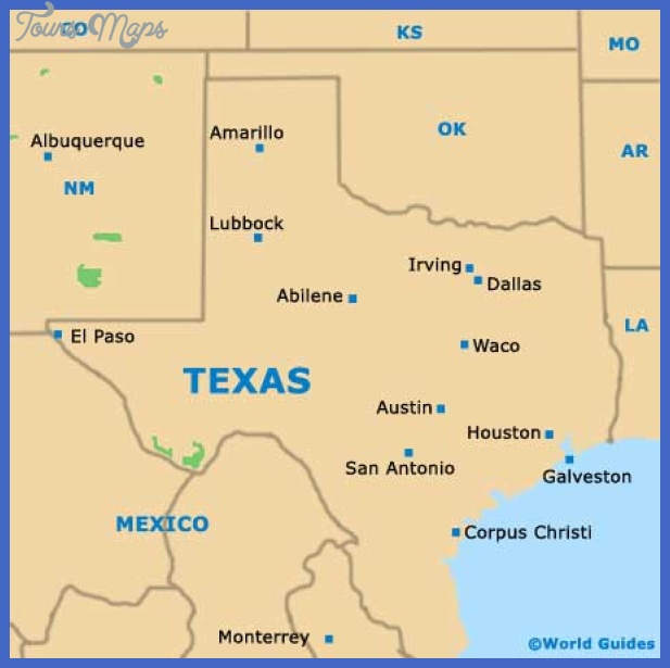 irving map tourist attractions 3 Irving Map Tourist Attractions