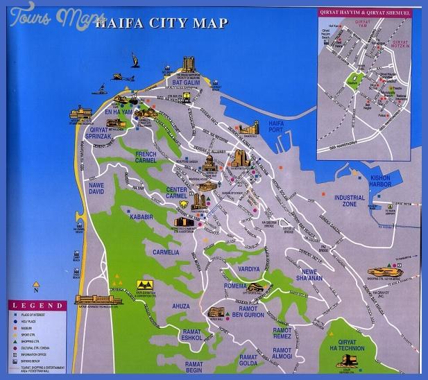 israel metro map  7 Israel Metro Map