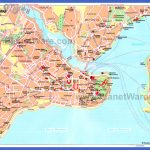 istanbul map 150x150 Istanbul Map Tourist Attractions