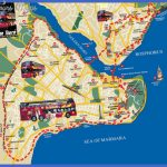 istanbul map tourist attractions  2 150x150 Istanbul Map Tourist Attractions