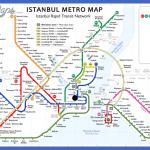 istanbul metro map  0 150x150 Istanbul Metro Map