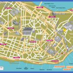 istanbul tourist map 150x150 Turkey Map Tourist Attractions