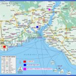 istanbul tourist map 5 150x150 Turkey Map Tourist Attractions
