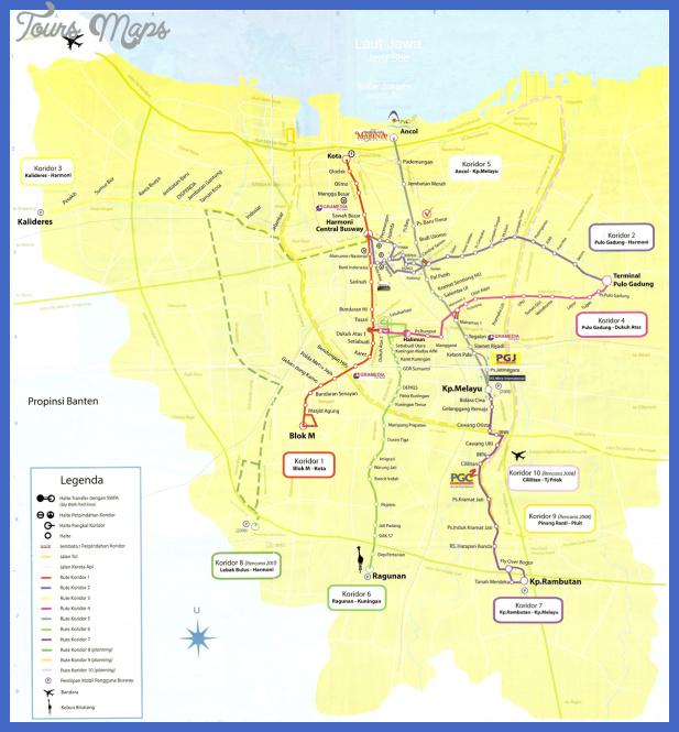 jakarta metro map Uganda Subway Map