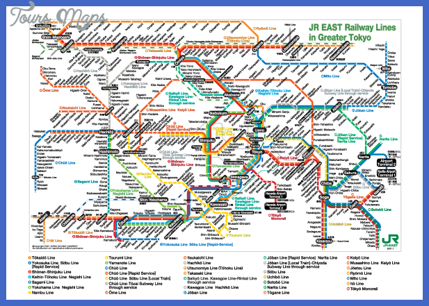 Japan Metro Map Map Travel Holiday Vacations - Japan map metro