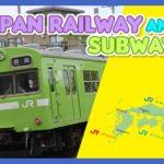 japan railway and subway map bnr 150x150 Jakarta Subway Map
