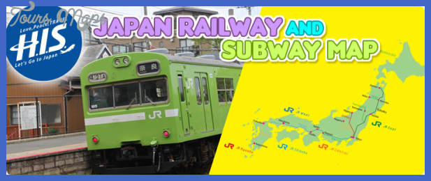 japan railway and subway map bnr Jakarta Subway Map