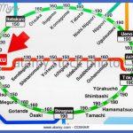 japan tokyo tokyo jr japan railways train system map cc6har 150x150 Henderson Subway Map