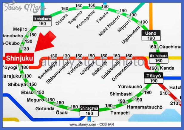 japan tokyo tokyo jr japan railways train system map cc6har Henderson Subway Map