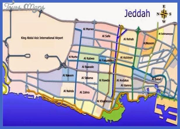 jeddah saudi arabia map Saudi Arabia Metro Map