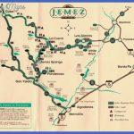 jemez mountains new mexico tourist map 150x150 Albuquerque Map Tourist Attractions