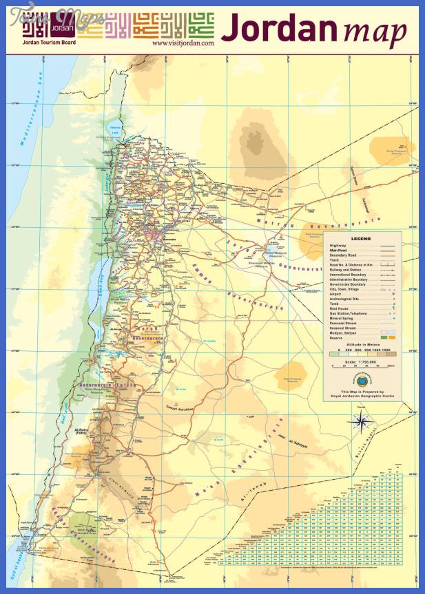 jordan map english Jordan Subway Map