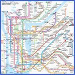 jug cerovic maps designboom 06 150x150 New York Metro Map