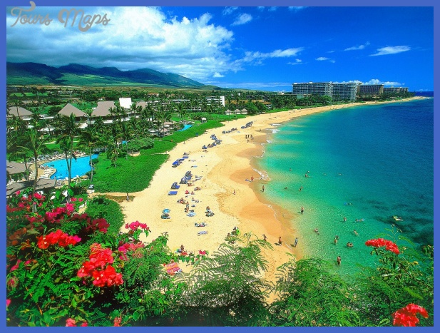 kaanapali beach maui hawaii Best places in Hawaii