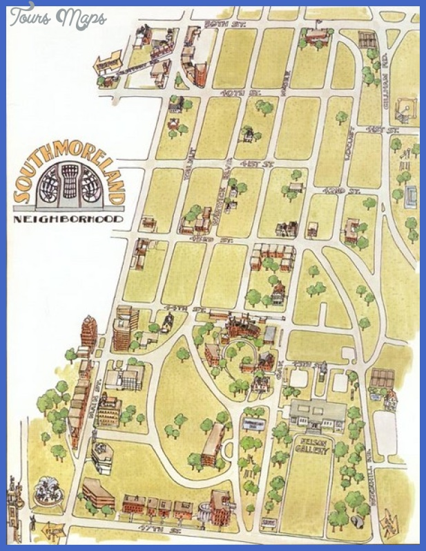 kansas city map tourist attractions  1 Kansas City Map Tourist Attractions