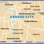 kansas city map 150x150 Kansas City Map Tourist Attractions