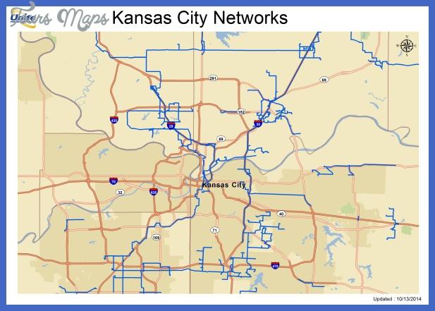 kansascitystreetmapall1 Wichita Metro Map