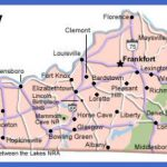 kentucky map 150x150 Loiseville Map Tourist Attractions