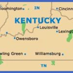 kentucky ky state map 150x150 Loiseville Map Tourist Attractions