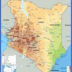 kenya map  3 150x150 Kenya Map